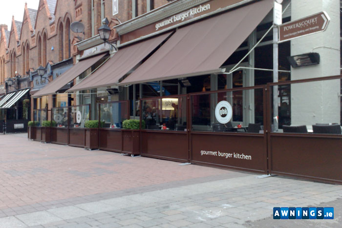 Awnings Ireland, Awnings, Canopies, Blinds and Beer Garden ...