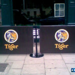 Tiger awnings.ie - windbreaker