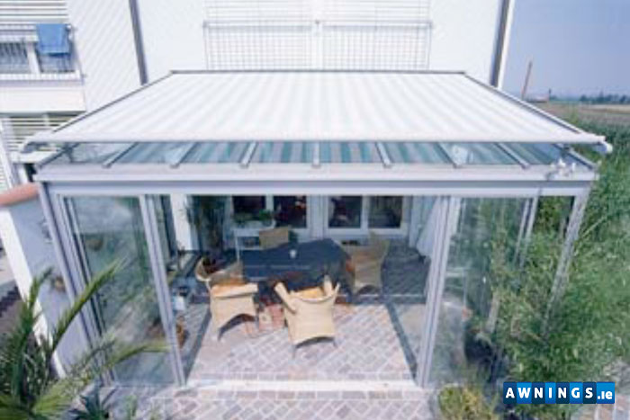 awnings.ie residential vertical awning