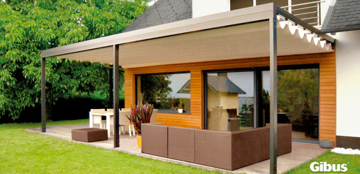 Gibus Residential Roof System