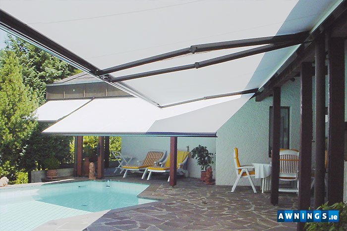 Folding And Telescopic Arm Awnings From Awnings Ie For Bar