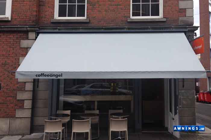 awnings residential droparm