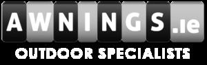 awnings.ie mono logo image