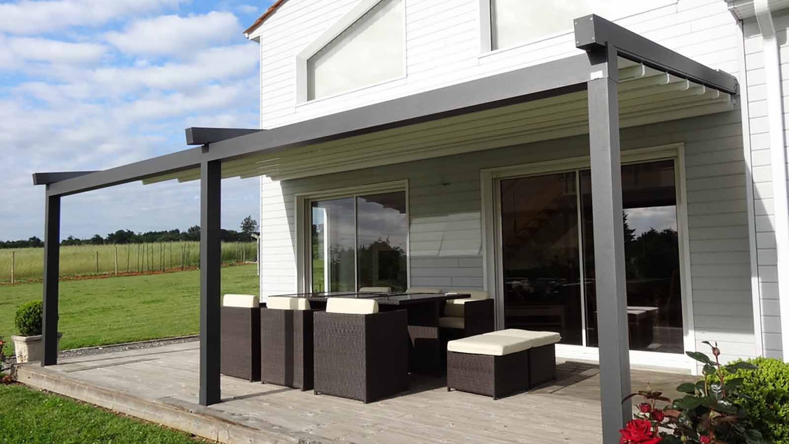 A2 COMPACT & Awnings Ireland Awnings Canopies Blinds and Beer Garden Roofs.