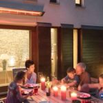 Outdoor Heaters from Awnings.ie