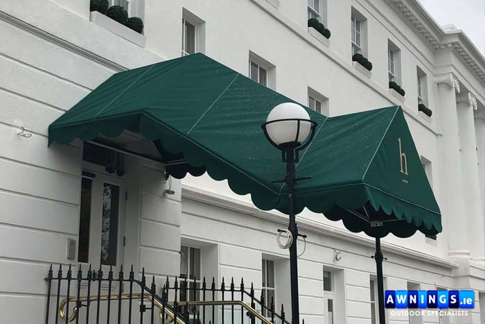 Awnings Ireland, Awnings, Canopies, Blinds and Beer Garden