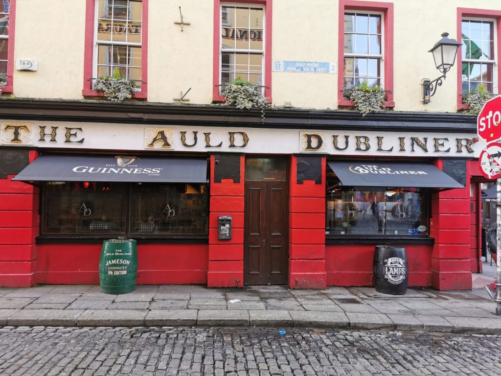 The Auld Dubliner @awnings.ie