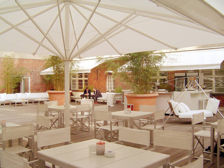 The Albatros Parasol from Awnings.ie image