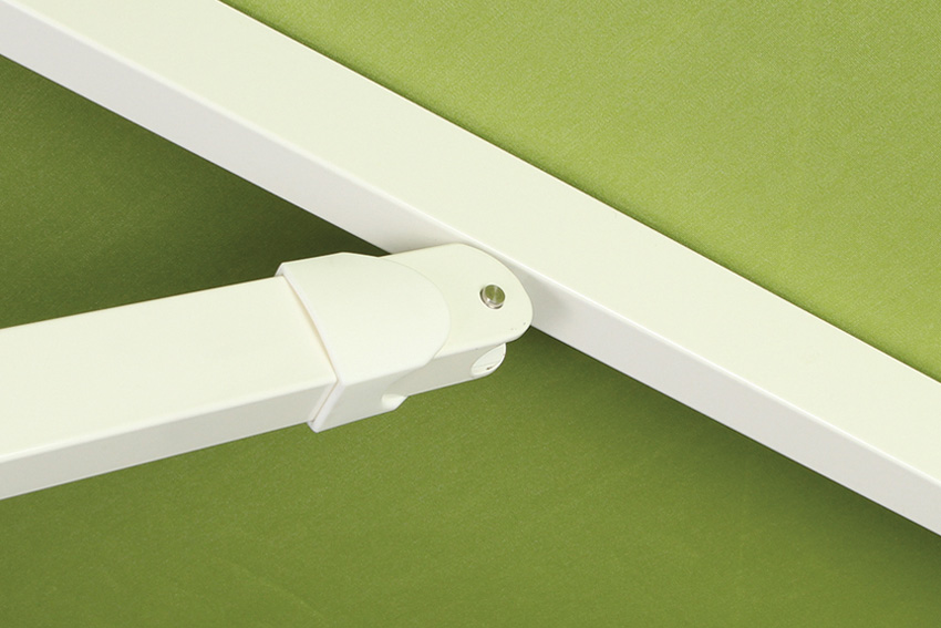 parasol heater from awnings.ie image
